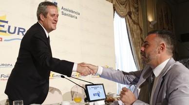 """Forn propone una Barcelona que rechace el """"decrecimiento"""" de Colau"""