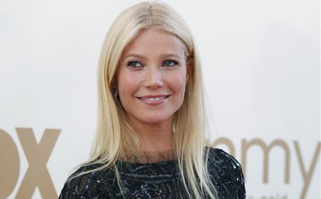La actriz Gwyneth Paltrow, en los premios EMI del 2011.