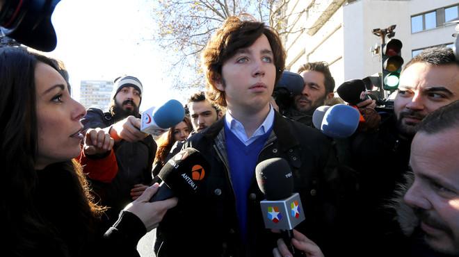 El 'petit Nicolás' assegura que Oriol Pujol li va donar informació sobre el germà de Junqueras