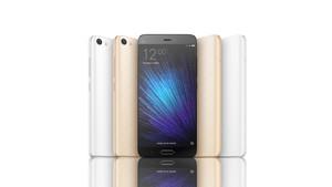 El buque insignia de Xiaomi, el Mi5
