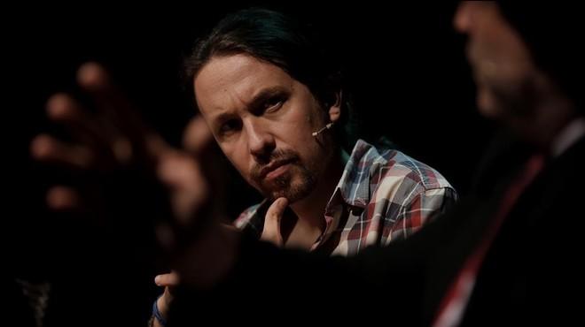"""Pablo Iglesias: """"No crec que el PSOE vagi a desaparèixer"""""""