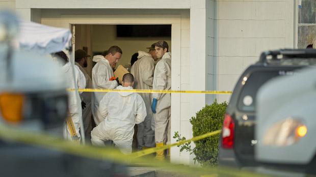 Un home mata 26 persones en una església a Texas