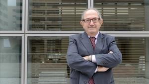 Joan Font, presidente de Bon Preu, en una imagen del 2015.