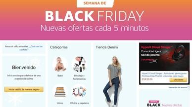 Les millors ofertes d'Amazon en el compte enrere del Black Friday