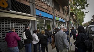 El Govern central atribueix l'augment de l'atur a Catalunya a la crisi política