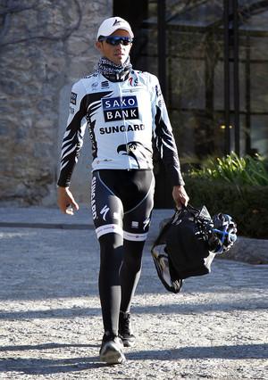 Parte de los juristas del comit� de competici�n de la Federaci�n Espa�ola de Ciclismo aceptan las alegaciones de Contador