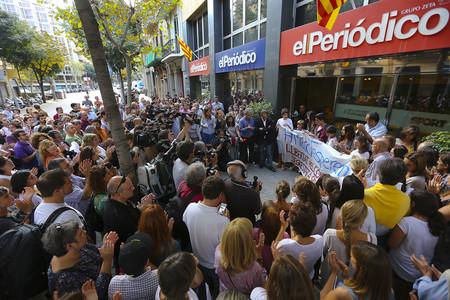 Las asociaciones internacionales de la prensa se solidarizan con Marginedas