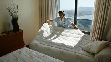 La precarietat laboral del sector turístic
