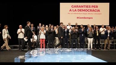 La deserción de Puigdemont