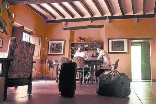 Las casas rurales de girona todav a no ven la mejor a - Hoteles rurales en girona ...