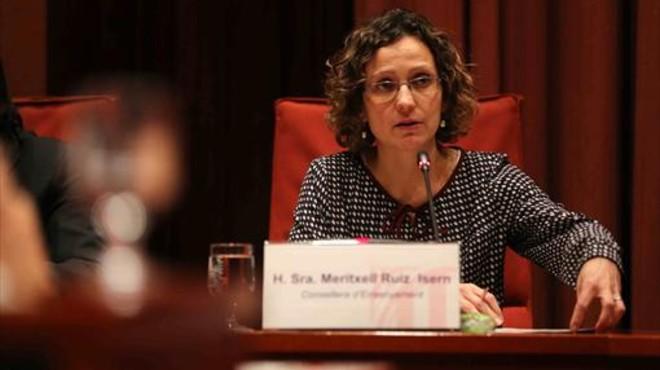 """Meritxell Ruiz: """"El problema son los horarios laborales"""""""