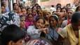 Violades en grup dues nenes a Nova Delhi