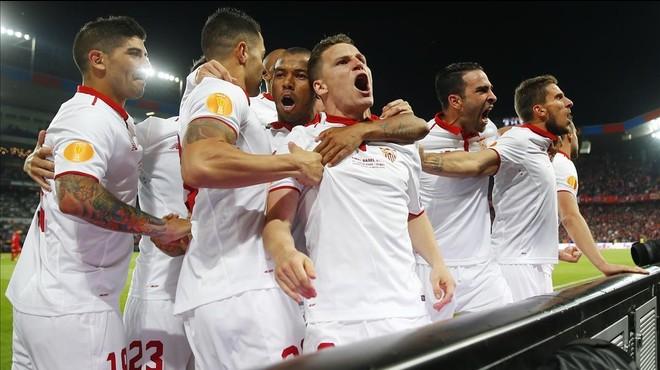 La final de l'Europa League entre el Sevilla i el Liverpool, en directe
