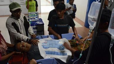 Indonesia registra un terremoto de 5,1 grados de intensidad