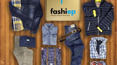 Fashiop.com, Antishopping para hombres