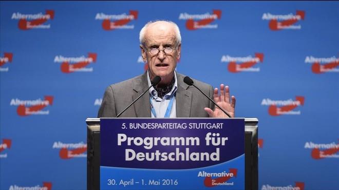 La ultradreta alemanya aireja el seu antiislamisme