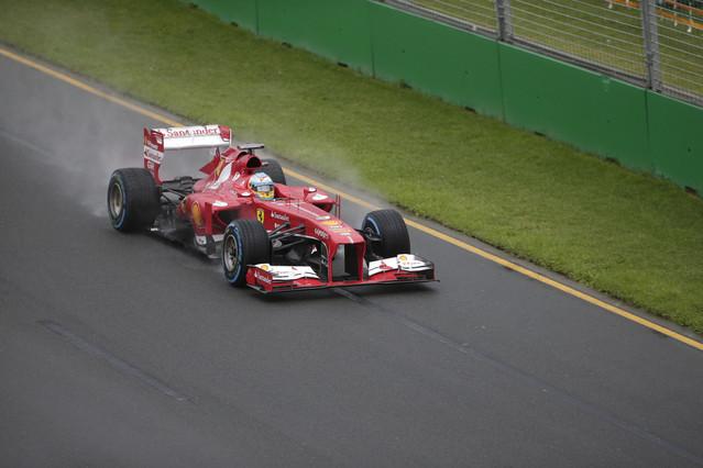 Aplazada al domingo la calificación del GP de Australia