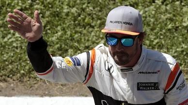Pues sí, hubo milagro Alonso en Montmeló