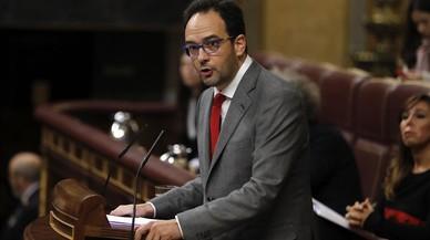 """Hernando: """"Sabia que defensar l'abstenció tenia un cost i vaig preferir cremar-me jo"""""""