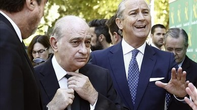 "Jorge Fernández Díaz: ""Alguns pretenen guanyar la guerra civil no sé quants anys després"""
