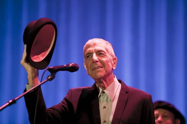 Leonard Cohen guanya el Príncep d'Astúries de les lletres pels seus poemaris