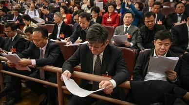 China reduce su expectativa de crecimiento al 6,5%, la más baja en 26 años