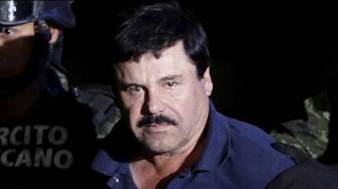 Mèxic concedeix l'extradició del Chapo als Estats Units