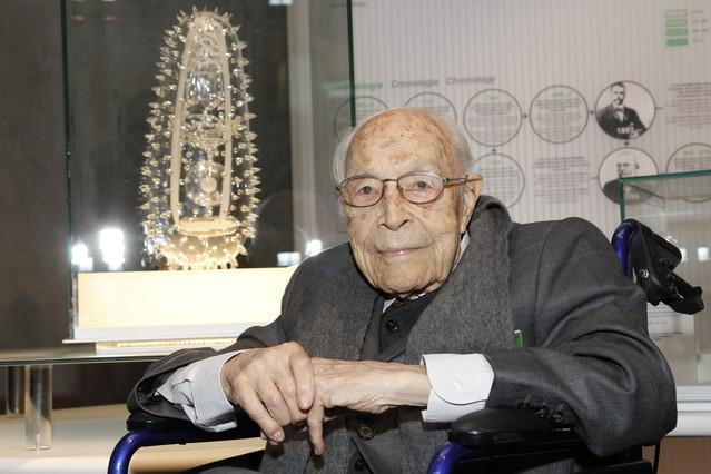 El prestigioso cirujano Mois�s Broggi fallece a los 104 a�os