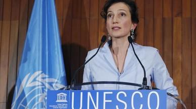 La francesa Audrey Azoulay, nova directora general de la Unesco