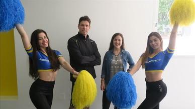 Despedidas 'Las Boquitas', las animadoras del Boca Juniors