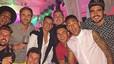 Neymar, de vacaciones en Ibiza