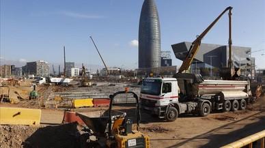 Barcelona investigará qué ocurrió con la adjudicación de las obras de Les Glòries