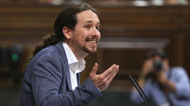 Iglesias ofrece a Sánchez un pacto sin C's