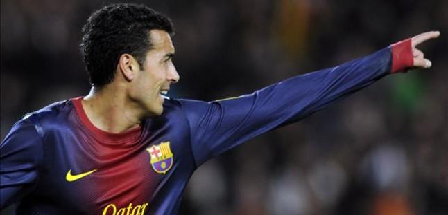 """Pedro se siente """"liberado"""" tras los goles al Espanyol"""