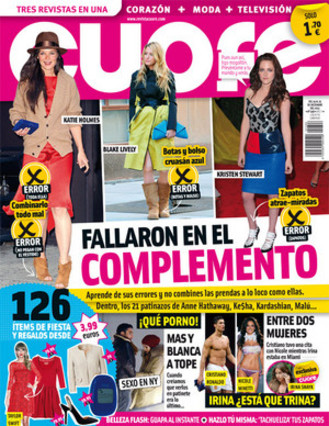 'Cuore' analiza una posible infidelidad de Cristiano Ronaldo