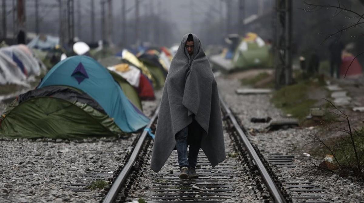 Europa teme que el cierre de los Balcanes occidentales haga resurgir rutas alternativas