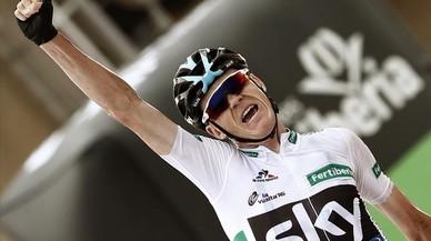 Froome inicia la seva ofensiva a la victòria final a la Vuelta