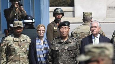 """Tillerson afirma que la """"paciencia estratégica"""" con Corea del Norte se ha terminado"""