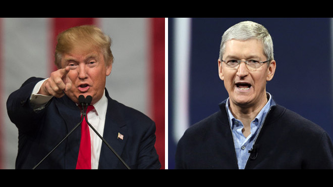 Trump demana boicotejar Apple fins que compleixi l'ordre de l'FBI