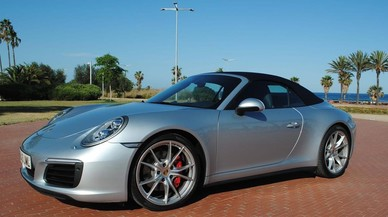 Porsche 911 Carrera 4S C