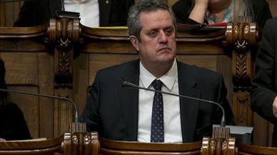 Joaquim Forn, pedigrí convergent per manar els Mossos l'1-O