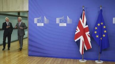 Els negociadors del 'brexit' entren de ple en matèria en la segona ronda de converses