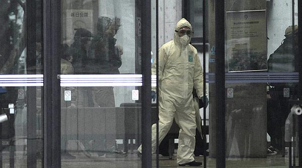 Fukushima es converteix en una ciutat fantasma davant l'alerta nuclear.