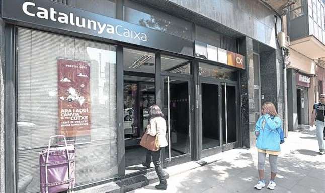 El estado donar nuevas ayudas a catalunya banc for Catalunya banc oficinas