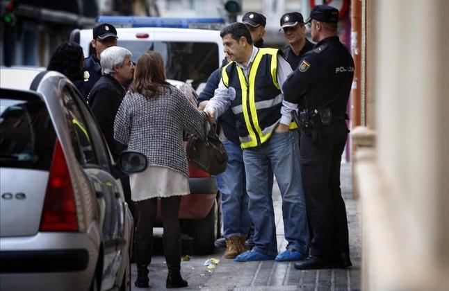 Asesinato machista en Valencia