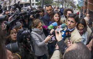 RIVERA DECLARA ANTE LA FISCALÃ¿A DE MENORES
