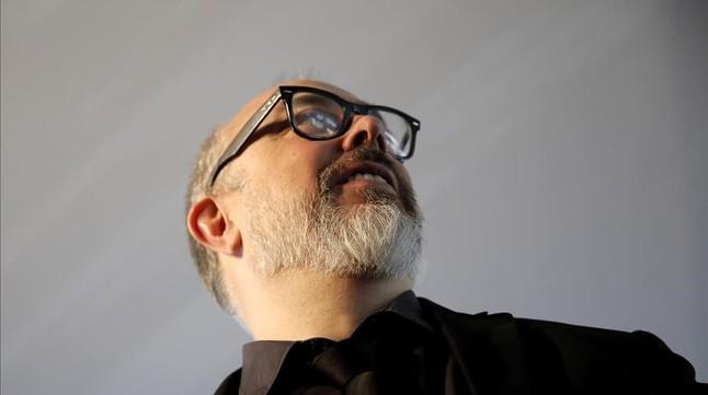 El cineasta Álex de la Iglesia.