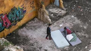El Síndic denuncia el col·lapse dels centres d'acollida de menors estrangers