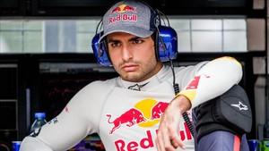 Carlos Sainz disputa su tercera temporada en la F1 con Toro Rosso