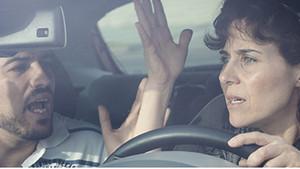 La deshidratación aumenta la agresividad al volante